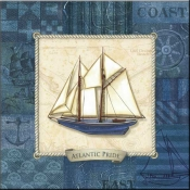 CA-Nautique Sailing II - Accent Tile