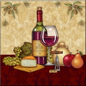 DM-Vino and Cheese 1 - Accent Tile
