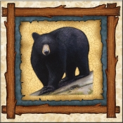 DM-Lodge Black Bear 3 - Accent Tile