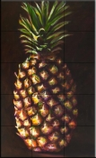 Pineapple    - Tile Mural