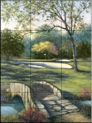 SB - Old Bridge to #18  - Tile Mural