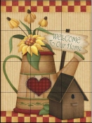AA - Country Charm V  - Tile Mural