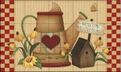 AA - Country Charm H  - Tile Mural