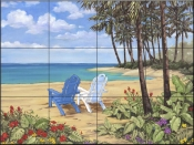 PB-Discovery Bay I  - Tile Mural