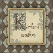 JM- Kindness - Accent Tile