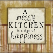 JP- Messy Kitchen - Accent Tile