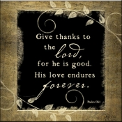 JP- Give Thanks - Accent Tile