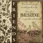 JP- Friends - Accent Tile