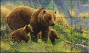 Young Explorers - CC - Tile Mural