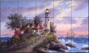 Captain's Cove - DL - Tile Mural