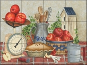Mom's Apple Pie - MT - Tile Mural