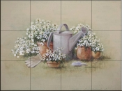 Gardens Edge-RB - Tile Mural