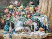 Lace Collectables-BM - Tile Mural