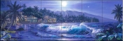 Moonlit Bay - CRL - Tile Mural