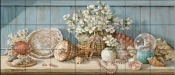 Shell Collection I-JK - Tile Mural
