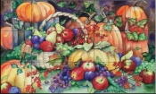 Fall Harvest - KM - Tile Mural
