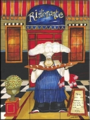 Chef at Ristorante - JG - Tile Mural