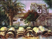 The Wall at San Miguel-CH - Tile Mural