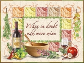 Add More Wine - RS - Tile Mural