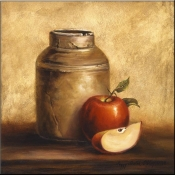 PTS - Jug with Apples - Accent Tile