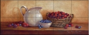 PTS - Berries Panel II - Tile Mural
