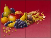 Fruits    - Tile Mural