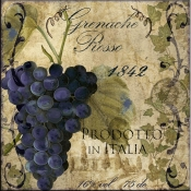 Vino Italiano III - CB - Accent Tile