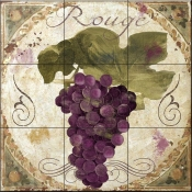 Tuscany Table Rouge-CB - Tile Mural