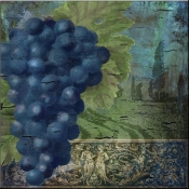 Vino Blu Two - CB - Accent Tile