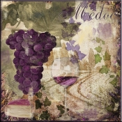 Wine Country IV - CB - Accent Tile