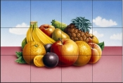 Fruits 1    - Tile Mural