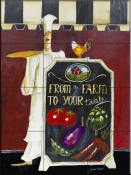 Farm to Table - JG - Tile Mural