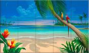 Another Perfect Day - DM - Tile Mural