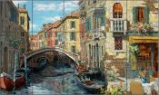 Reflections of Venice - SP - Tile Mural