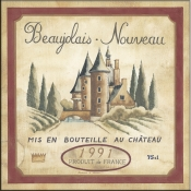 RH-Beaujolais Noveau - Accent Tile