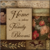 TS-Family Blooms - Accent Tile