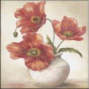 VF-Amanda's Poppies - Accent Tile