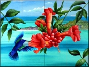Afternoon Delight   - Tile Mural