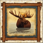 DM-Lodge Moose 4 - Accent Tile