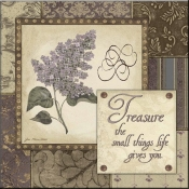 JM- Treasure the Small Things - Accent Tile