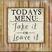 JP- Take it or leave it - Accent Tile