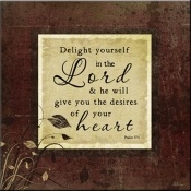 JP- Delight Yourself - Accent Tile