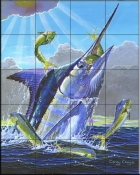 Catch Em Up-CC - Tile Mural