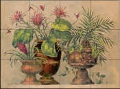 A Taste of the Tropics-BM - Tile Mural