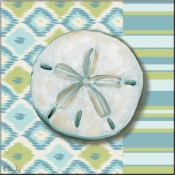 Watercolors IV - PB - Accent Tile