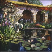 Fountain at San Miguel II - CH - Accent Tile