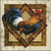 JS - Ruler of the Roost - Accent Tile