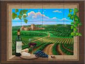 Life is Good - DM - Tile Mural