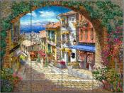 Archway Cagne - SP - Tile Mural