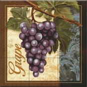 AW  - Grape - Tile Mural